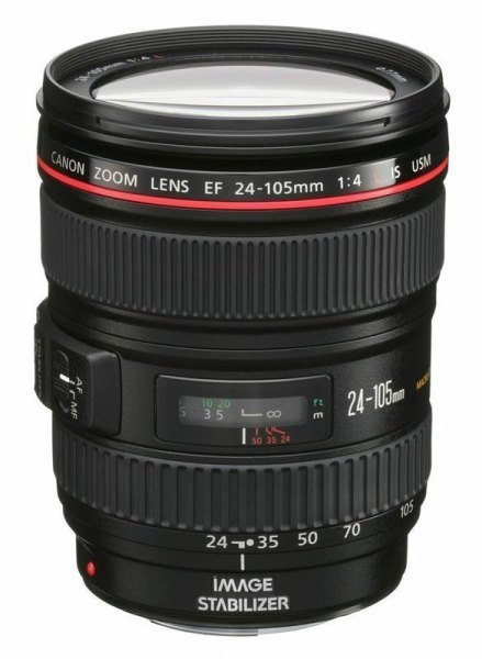 Canon EF 24-105/4L IS USM