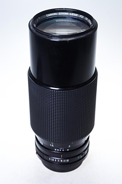 Canon Zoom Lens FD 70-210mm f/4 N