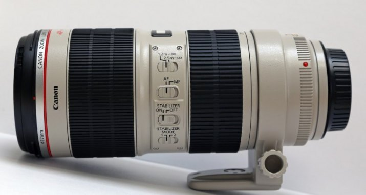 Canon 70-200/2.8L IS II