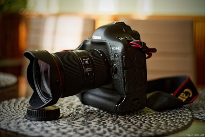 Canon EOS 1 DX+ wifi bezdrátový vysílač WFT-E6A