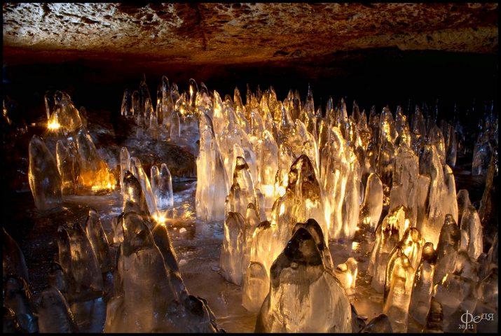 jeskyně víl - Kyjovské údolí